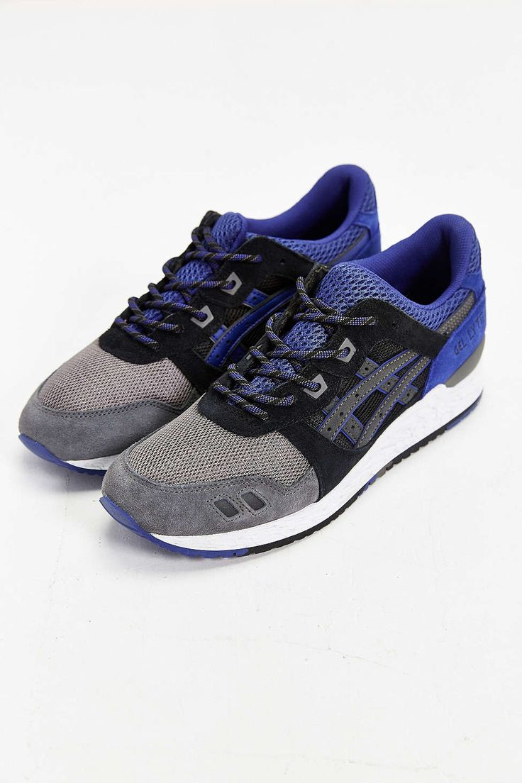 Shop Asics GEL-Lyte III Tri-Tone Running Sneaker at Urban Outfitters today.  We carry all the latest styles, colors and brands for you to choose from  right ...
