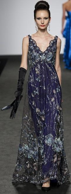 Renato Balestra Haute Couture fall 2009♥✤ | Keep the Glamour | BeStayBeautiful