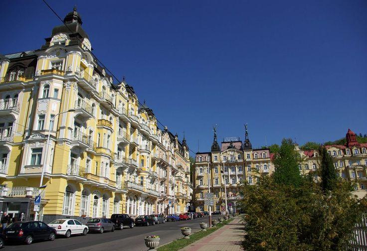 Marienbad, Czech Republic