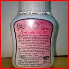 Kandungan Secret Boomz Original