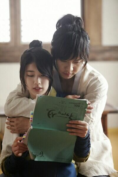 MBC Releases Cheerful Candid Filming Stills as Gu Family Book Heads Towards Finale | A Koala's Playground