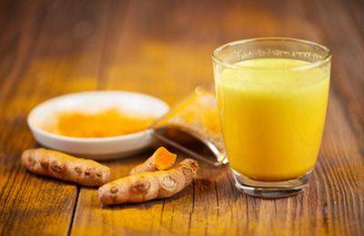 Le Lait d'Or - La boisson précieuse au curcuma