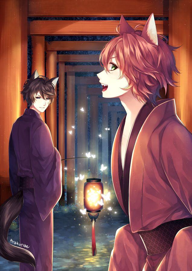 Diabolik Lovers More Blood || Ayato Sakamaki ~ Review: http://www.animedecoy.com/2016/03/diabolikLovers2.html