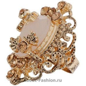 Модные украшения: винтажные кольца | Новости: Женские Ювелирные изделия |