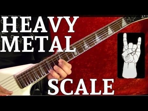 THE HEAVY METAL SCALE - Guitar Lesson - Randy Rhoads - Kirk Hammett - Dimebag Darrell - Slash. #Acoustic, #BluesRock, #Bobbycrispy, #ClassicRock, #Classical, #Guitar, #Harmonic, #Harp, #Heavy, #HeavyMetal, #How, #InstructionalVideo, #Instructions, #Intstructions, #Jazz, #Learn, #Lesson, #Marty, #Martyzsongs, #Metal, #Minor, #Play, #RockBlues, #RockGuitar, #RockMusic, #Scale, #Schwartz, #Speed, #Teaching, #Thrash, #ThrashMetal, #TrashMetal, #Tutorial #OnlineGuitarLessonsVideo