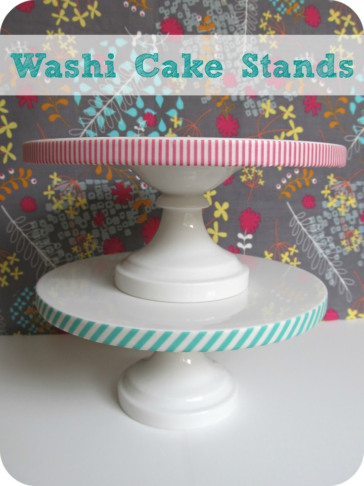 Homemade Cake Decorating Stand : 17 Best ideas about Cupcake Stand Homemade on Pinterest ...