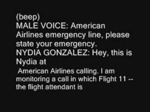 Final 8 Minutes Of Phone Call From 9 11 Flight..........religion of peace