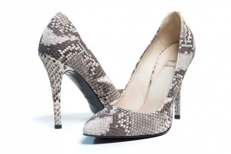 Perfect snake pumps All-year-round offer!