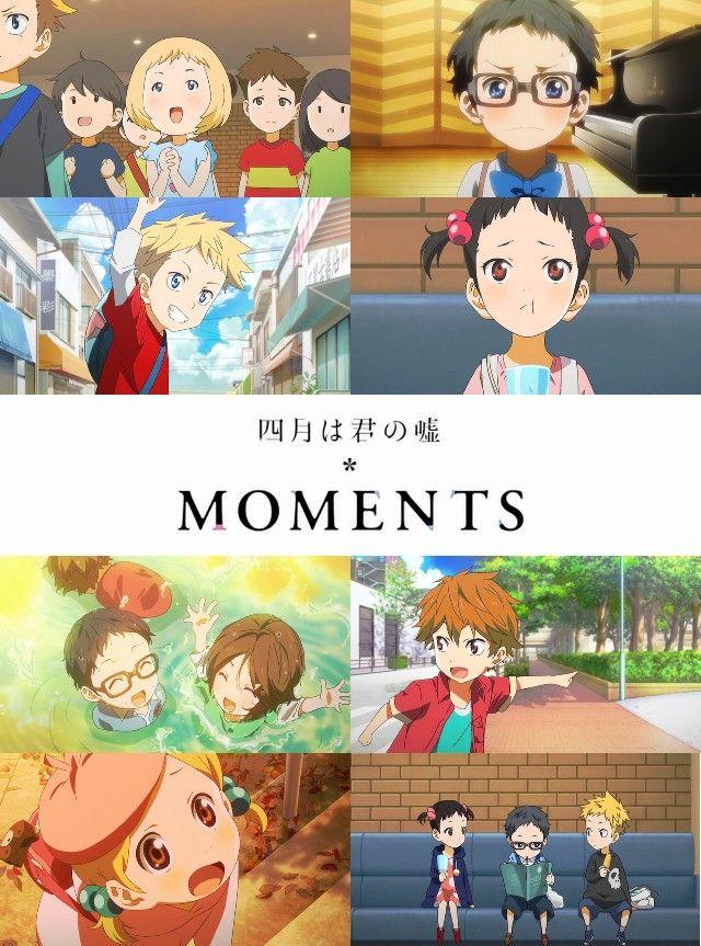 Shigatsu wa kimi no uso - Your lie in April OVA picspam Edit