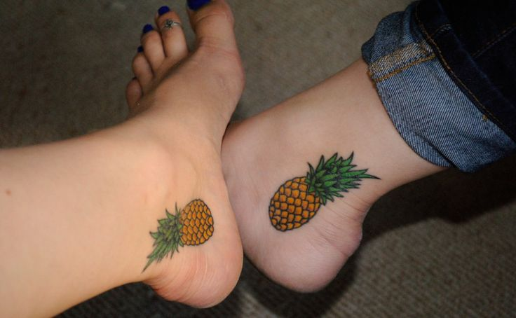 25 Sister Tattoos Design Ideas with Pictures - MagMent
