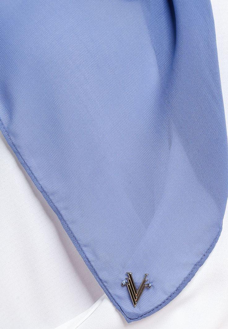 VERCATO Premium Bawal Voile Shawl in Dem Blue1 Voiles
