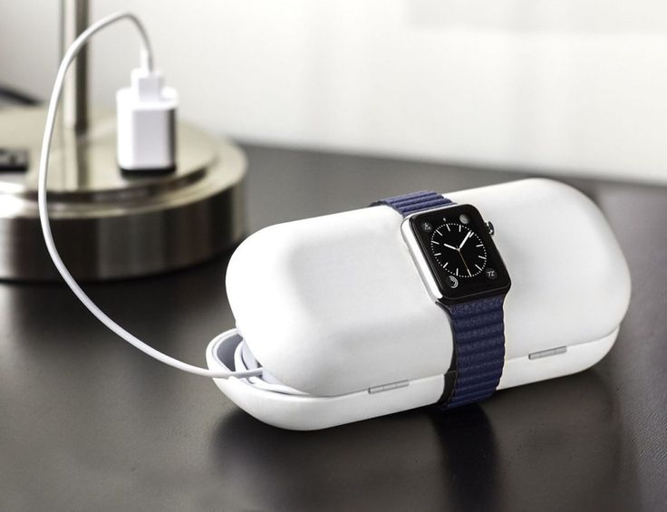 TimePorter Apple Watch Travel Case and Charger by Twelve South