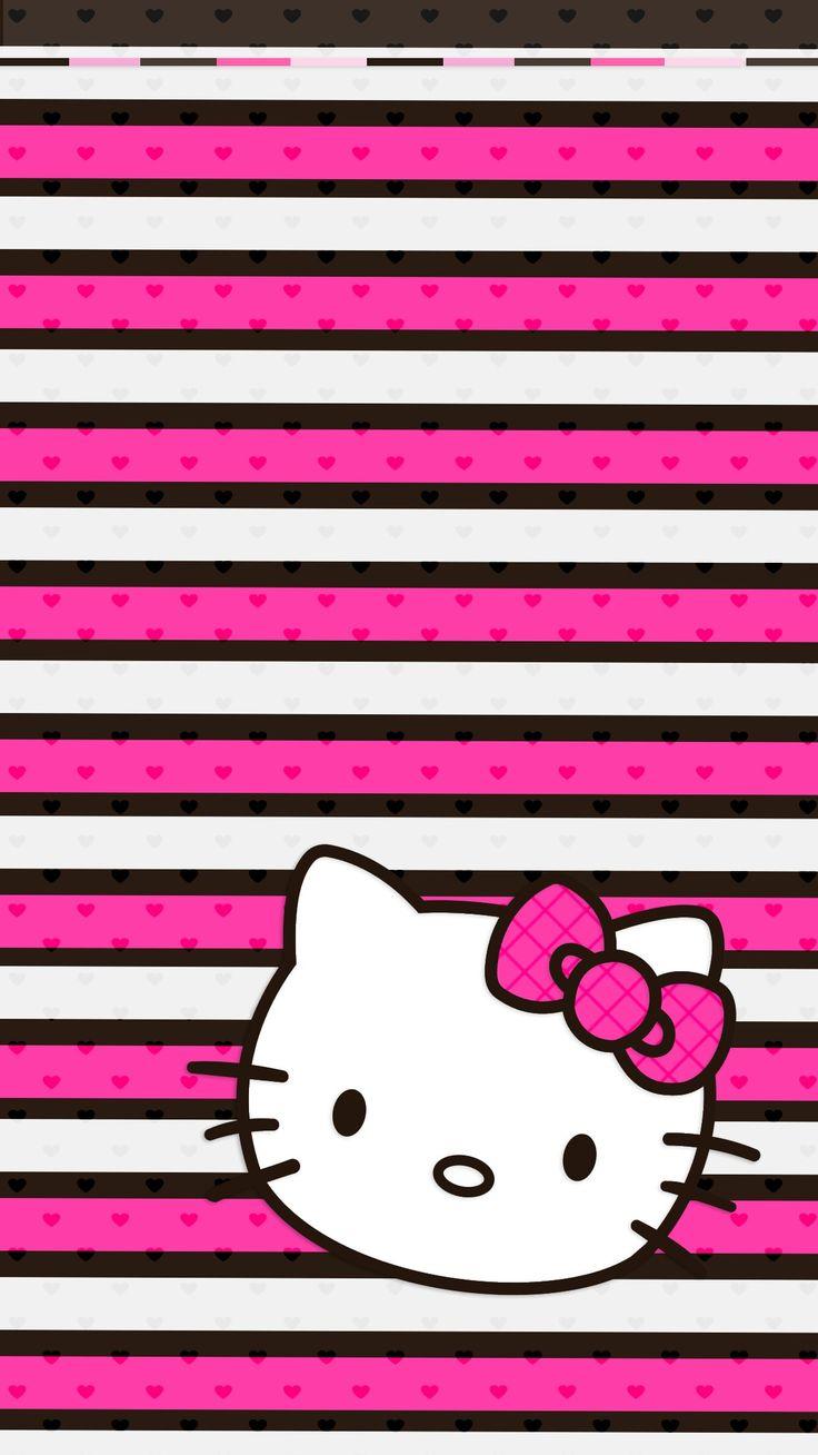 Malvorlagen kirschen pictures to pin on pinterest - Hallo Kitty Tapete Katzenliebhaber Androide Winkel W Nde Bilder Iphone Wallpaper Funds Pictures