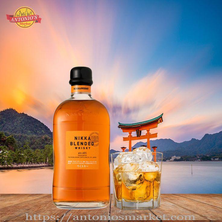 The Blend of Nikka Whisky • • • • • #whisky #scotch #whiskey #singlemalt #bourbon #whiskyporn #scotchwhisky #dram #whiskygram #instawhisky #slainte #tequila #kanpai #vodka #distillery #malt #whiskeyporn #mixology #cigars #liquidgold #bebadas #borabeber #cachaca #whiskylover #ressaca #carimbaqueetop #instadram #yamazaki #bebados #suntory