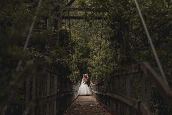 A Fairytale Wedding at Kangaroo Valley Bush Retreat