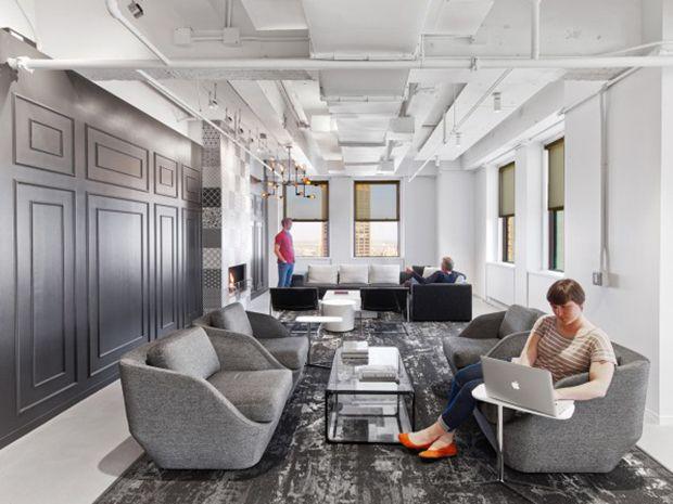 Escritório LinkedIn em NY