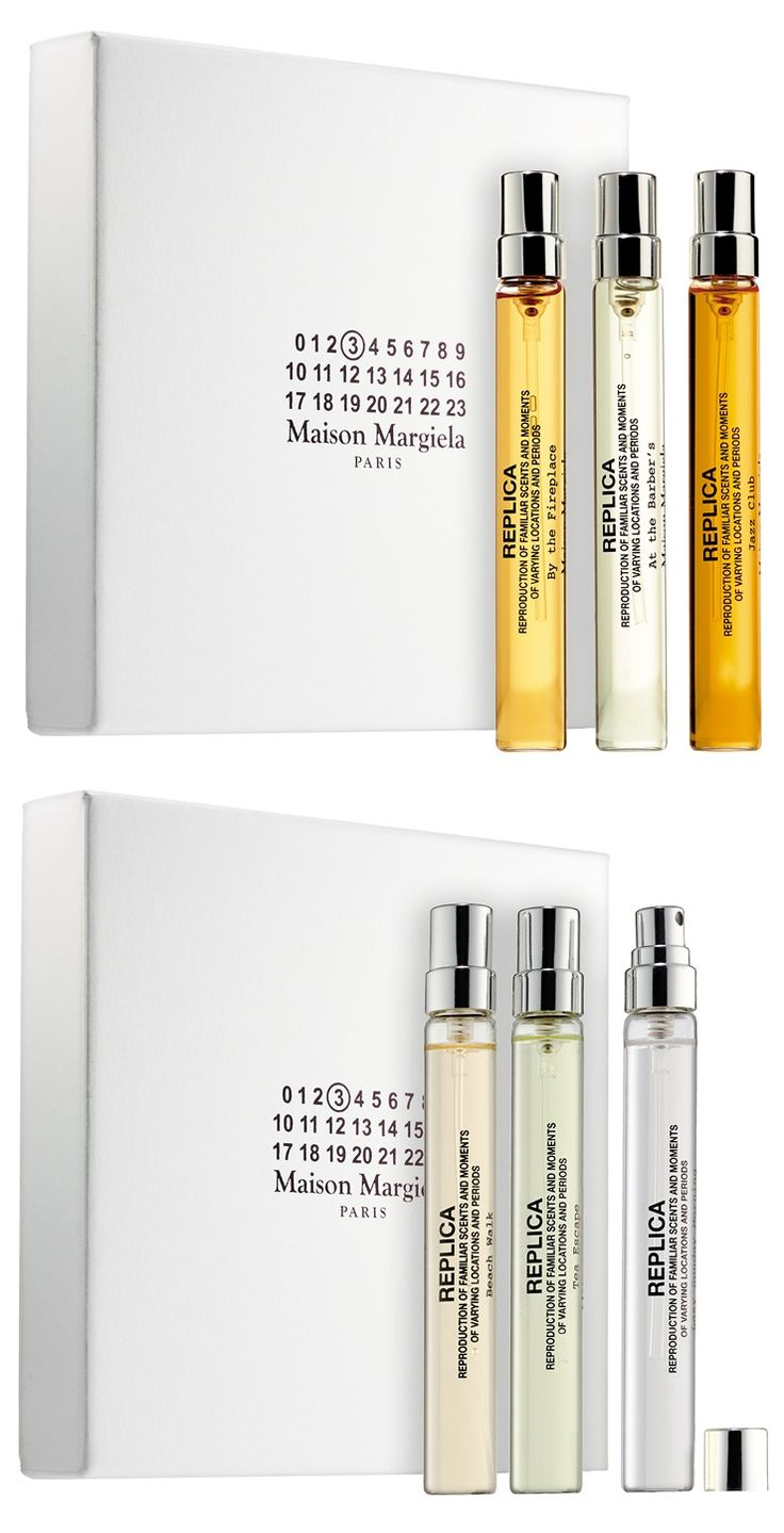 One of my favorite niche brands of the moment is Replica! I'm loving their recently released Lipstick On Fragrance and the By the Fireplace Fragrance which
