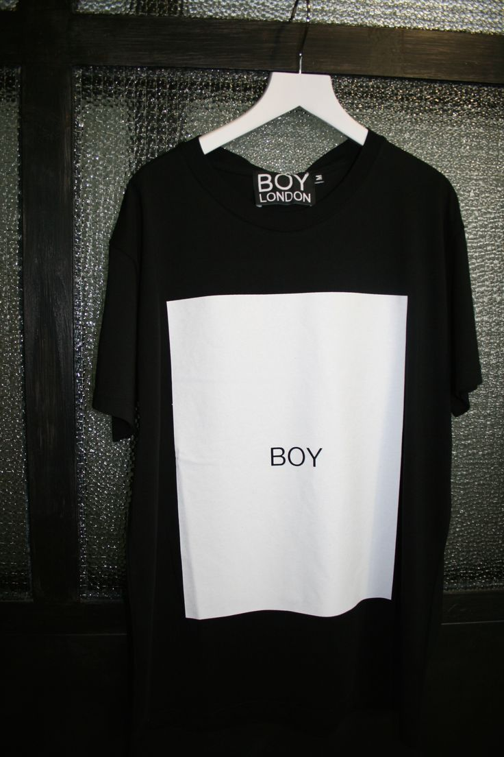Boy London tshirt