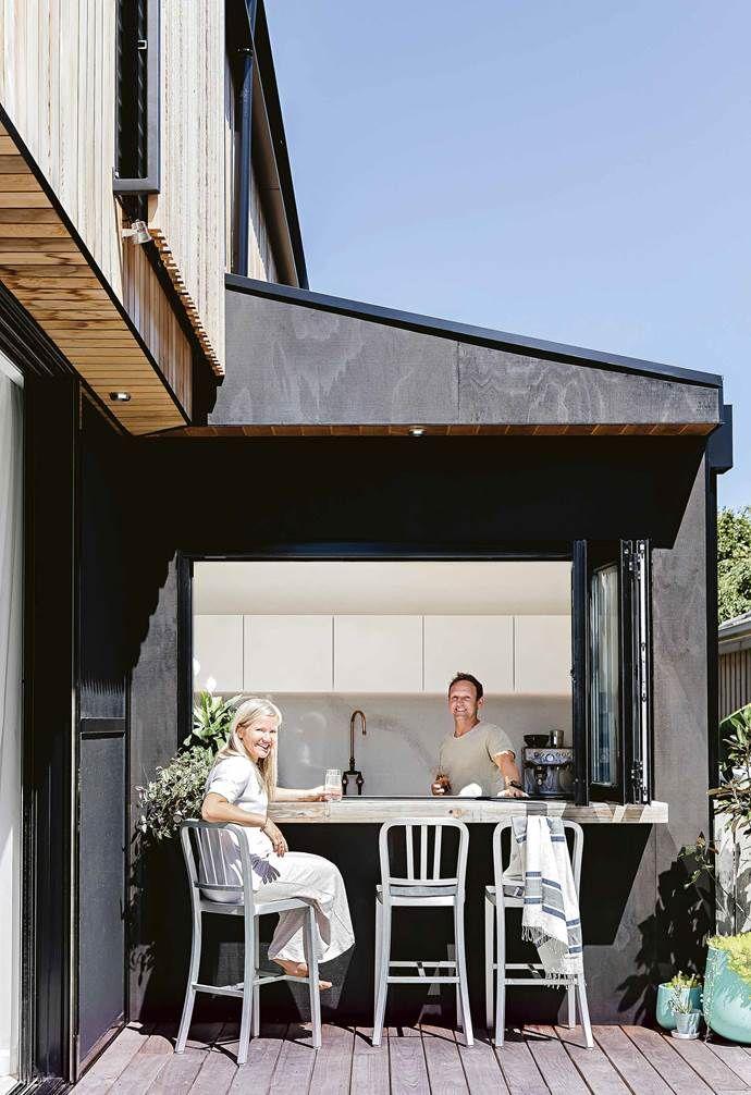 Modern Design Meets Family Living In This Beachside Beauty Dream Beach Houses Modern Design House Design