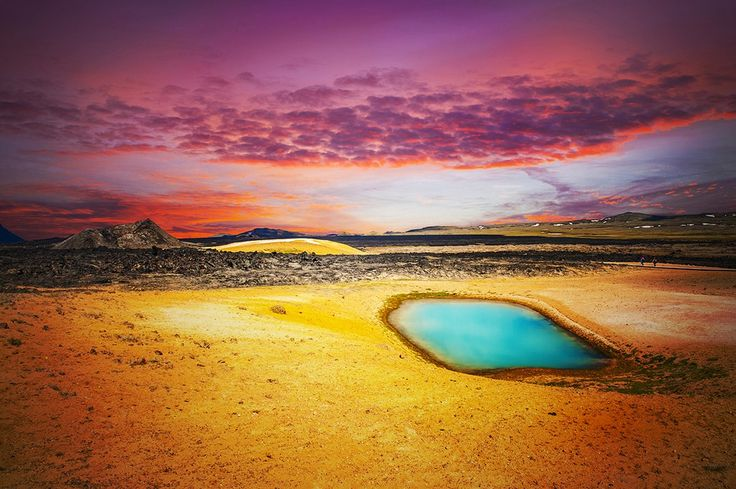 Iceland is one of the most scenic countries on earth! Get some inspiration for your next trip with these incredible photos of Iceland!