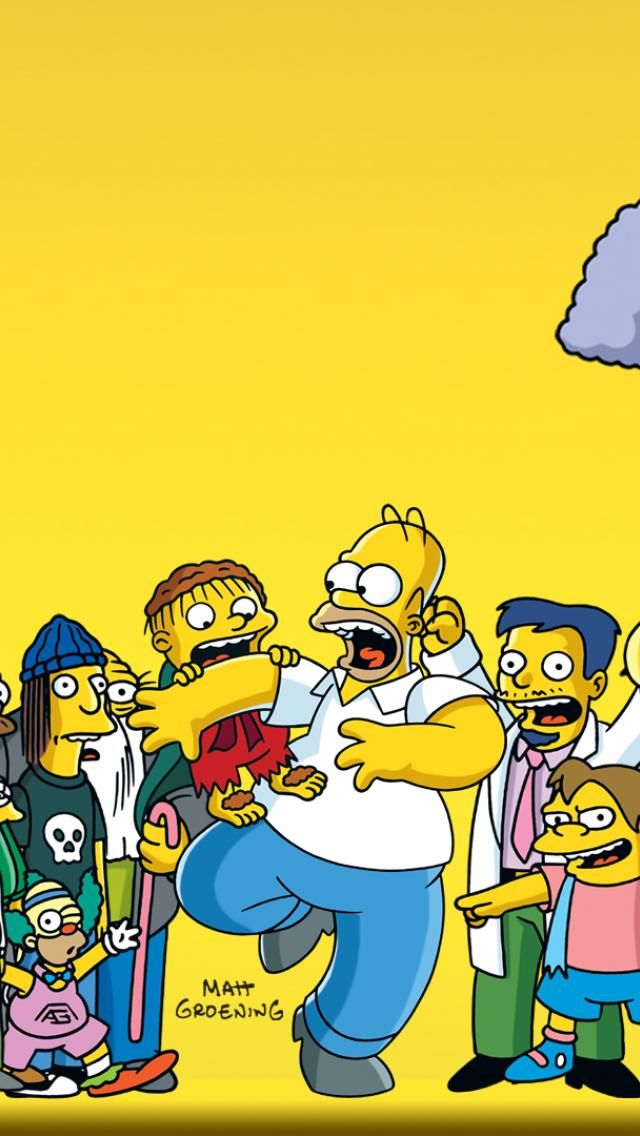 80 best images about The Simpsons Wallpaper on Pinterest ...