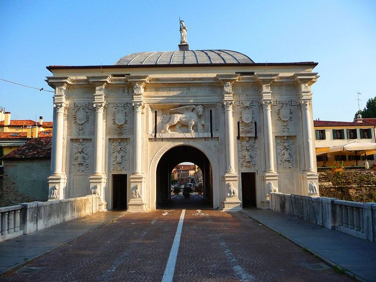 Treviso - Porta San Tommaso