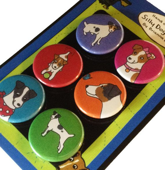 Hey, I found this really awesome Etsy listing at https://www.etsy.com/listing/103055559/parson-jack-russell-terrier-silly-dog