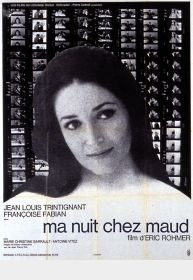 ma nuit chez Maud - eric rohmer - 1969