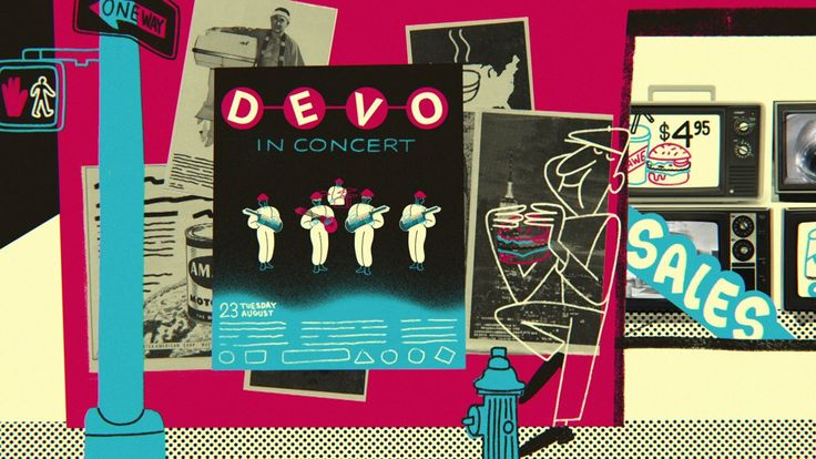 California Inspires Me: Mark Mothersbaugh from Devo