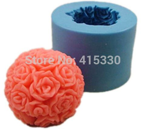 Cheap candle silicone mold, Buy Quality candle styles directly from China mold for Suppliers:   Rose Candle mold Silicone Soap mold Craft Molds DIY Handmade candle mouldUS$ 11.99