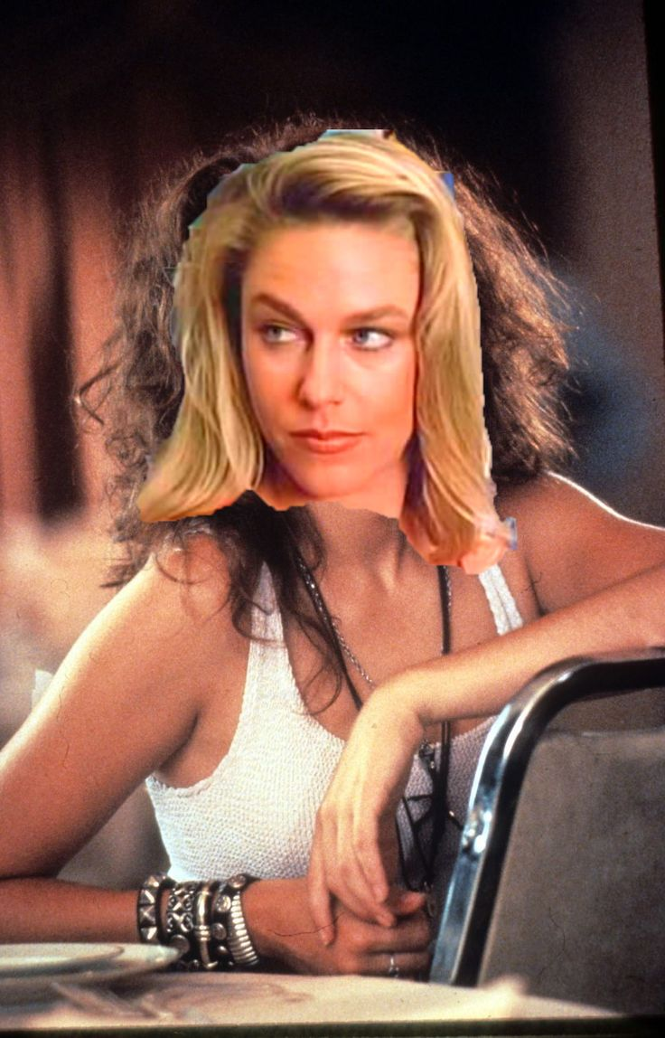 4th made up photo of Shawn Weatherly as Vivian Ward in
