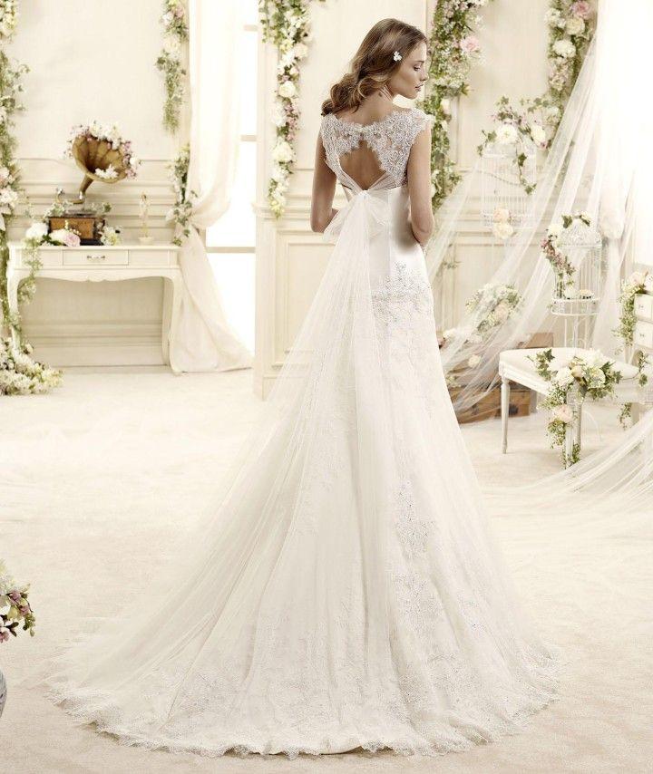 Editor's Pick: 2015 Colet Collection of Nicole #wedding #weddings #wedding_dress