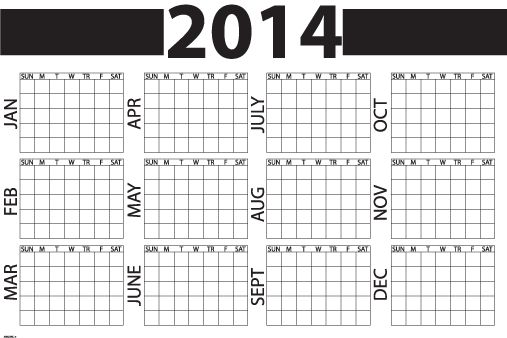 Yearly Calendar   Back to Basics on black and decker website