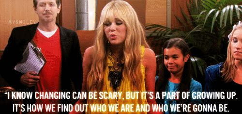 On change: | 16 Unexpected Quotes That Make Miley Cyrus The Voice Of Our Generation