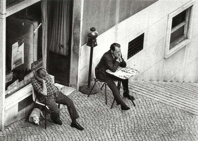 Eduardo Gageiro : Baixa de Lisboa, Portugal, Undated