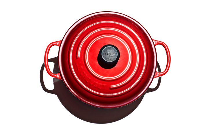 Le Creuset Red. Fuze Reps | Toronto Ontario Canada | TEL 416.656.8585