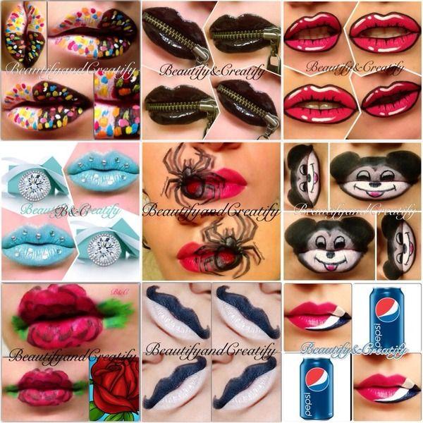 Cool Lips Designs