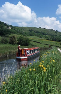 Spent a week on a narrow boat on the oxford canal.