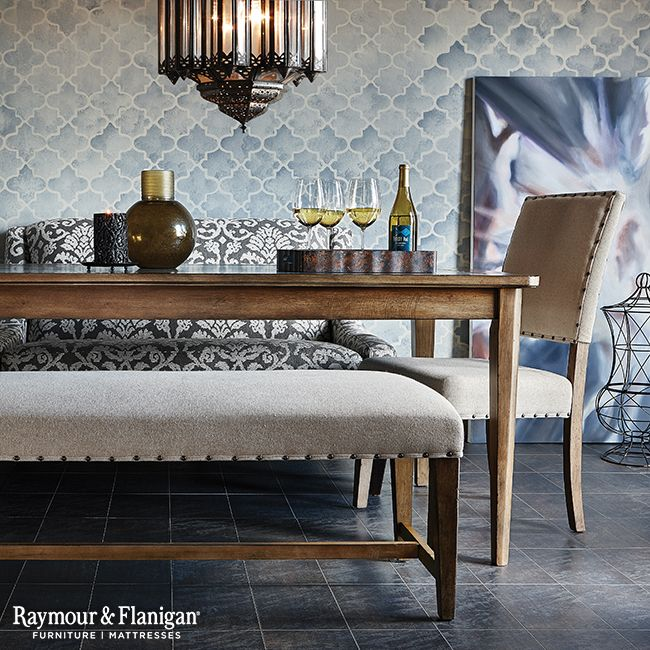 How Do You Take A Dining Room From Boring To Beautiful? Master The Art Of