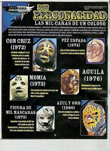 Mil Máscaras