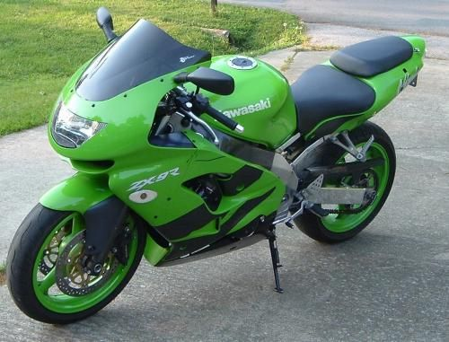 1999 Kawasaki ZX9R - 20150130  #kawasaki #zx9r #motorrad