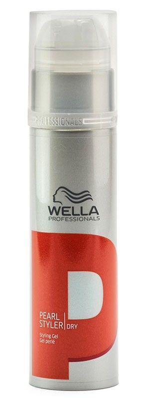 Wella Dry - Pearl Styler -   Der Wella Pearl Styler ist ein Haargel für alle Haartypen, das mit mittlerem bis starkem Halt überzeugt. Dem Pearl Styler gelingt es jedoch nicht nur mit seinem guten Halt zu überzeugen, auch der wunderschöne Perlglanz begeistert.Technologie:  Multi-Protect Formel: Die Multi-Protect Formel mit Pro-Vitamin B5 enthält zudem einen hochkarätigen UV-Filter und kräftigt und schützt das Haar.Ergebnis:  Mit dem Pearl Styler von Wella, das jedem Haartyp mittleren ...