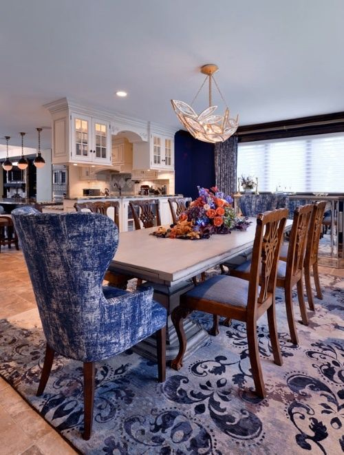 Find This Pin And More On Dining Rooms Rugs By Asmararugs.
