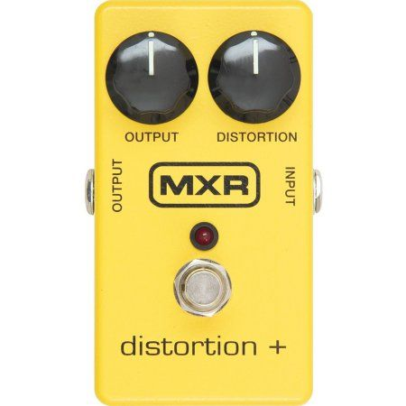 Dunlop MXR Distortion+, Multicolor