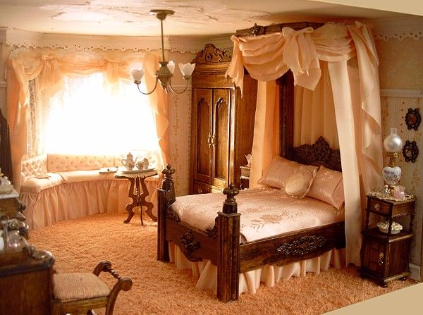 absolutely incredible miniature room