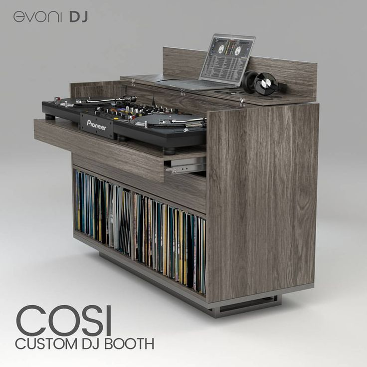 die besten 25 dj pult ideen auf pinterest dj pult dj. Black Bedroom Furniture Sets. Home Design Ideas