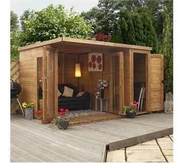 I reeeeeeeeeeally would love a summer house/potting shed combo!