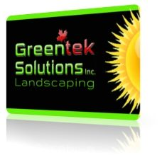 For Calgary landscaping contact Greentek Solutions Inc.