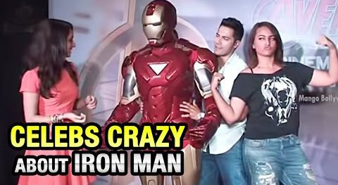 Bollywood Celebs about Avengers, Tollywood One , Avengers  Age of Ultron , Sonakshi Sinha,  Farah Khan, Huma Qureshi, Yami Gautam