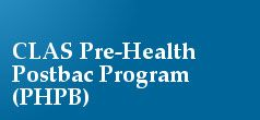 Pre-Health Post-baccalaureate Program (PHPB) | UF College of Liberal Arts and Sciences